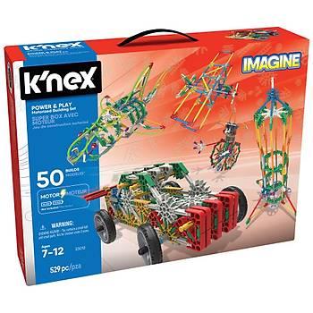 K'Nex 50 Farklý Model Set 23012