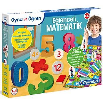 Clementoni Oyna ve Öðren Eðlenceli Matematik Oyun Seti