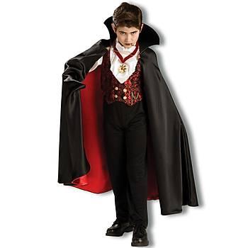 Vampir Çocuk Kostümü Lüks 8-10 Yaþ