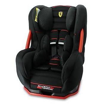 Ferrari Eris 0-25kg Oto koltuðu - BLACK
