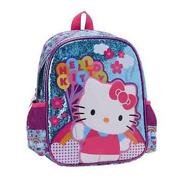 Hello Kitty Anaokulu Çantasý 87572