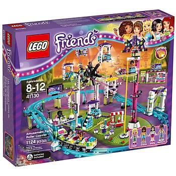 Lego Friends A Park Roller Coaster 41130