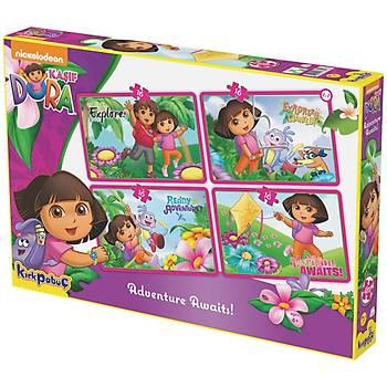Kýrkpapuç Dora Adventure Awaits Çocuk Puzzle