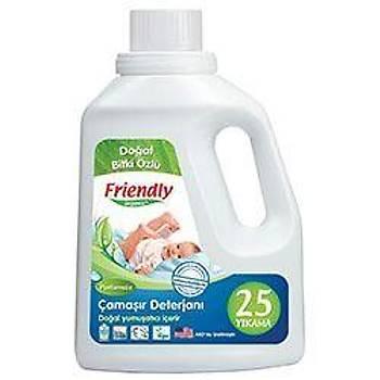 Friendly Organic Çamaþýr Deterjaný Parfümsüz - 739 ML