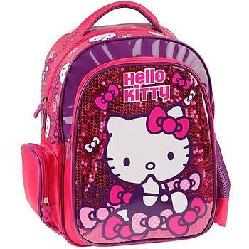 Hello Kitty Okul Sýrt Çantasý Model 6