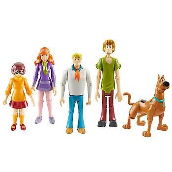 "Scooby Doo 5""li Figür Seti"