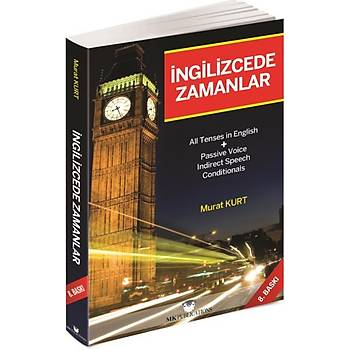 Ýngilizce'de Zamanlar Murat Kurt MK Publications