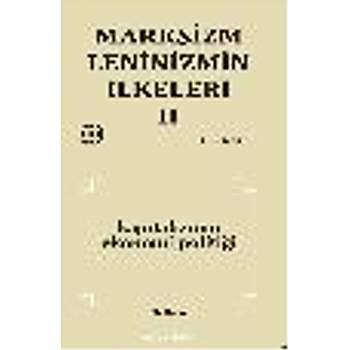 Marksizm Leninizmin Ýlkeleri-II Kapitalizmin Ekonomi Politiði Kolektif Yar Yayýnlarý