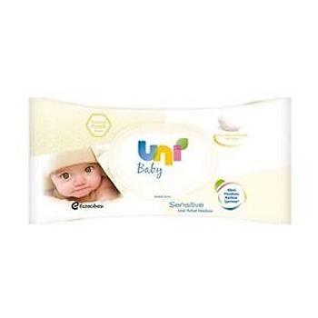 Uni Baby Sensitive Islak Pamuk Mendil 56 lý