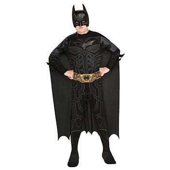 Batman Kara Þövalye Klasik Çocuk Kostüm 8-10 Yaþ