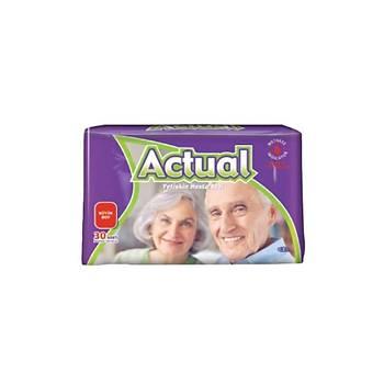 Actual Yetiþkin Hasta Bezi Large 30 Lu Paket