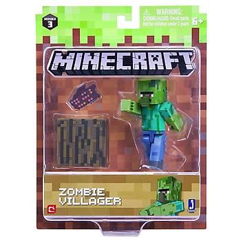 Minecraft Zombie Figür 7 cm