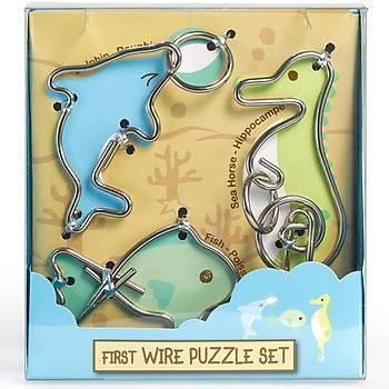 Eureka First Wire Aquatic Set 3D Puzzle