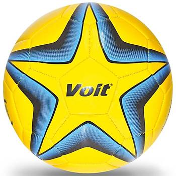 Voit Streetball N5 Futbol Topu Sarý-Mavi