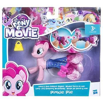 My Little Pony Deðiþebilen Deniz Pony'leri Pinkie Pie