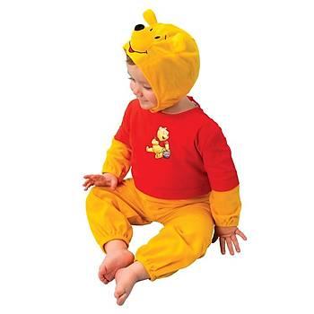 Winnie The Pooh Kostüm 2-3 Yaþ