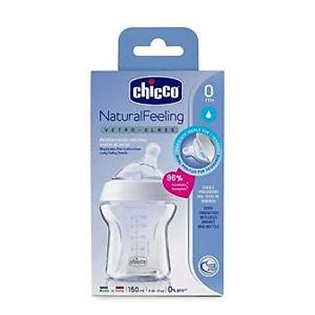 Chicco Natural Feeling Cam Biberon 150 ML 0 Ay+