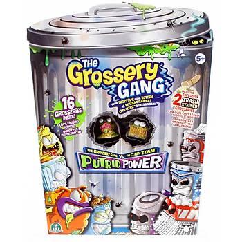 Trash Pack Çöps Çetesi Grossery Gang Mega Paket Model 2