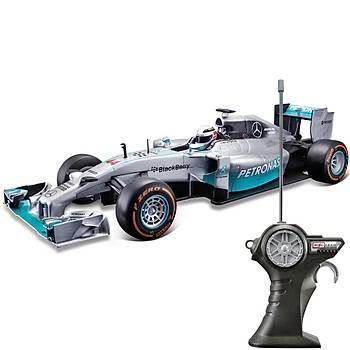 Maisto 1:14 Mercedes AMG Petronas F1 W05 Hybrid U/K Araba