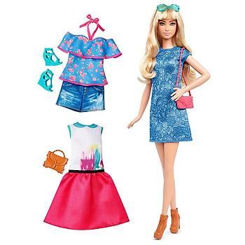 Barbie ve Harika Kýyafetleri DTF06
