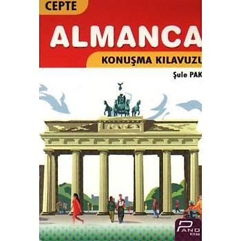 Cepte Almanca Konuþma Kýlavuzu Þule Pak Delta Kültür Kitap