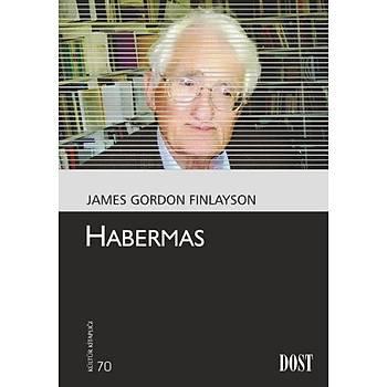Kültür Kitaplýðý 070 Habermas James Gordon Finlayson Dost Kitabevi Yayýnlarý