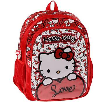 Hello Kitty Okul Sýrt Çantasý 86000