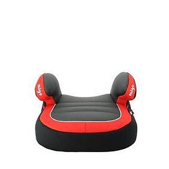 ComfyMax Migo 15-36kg Lux Oto Koltuðu Yükseltici - Premium Red