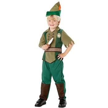 Peter Pan Çocuk Kostüm 7-8 Yaþ