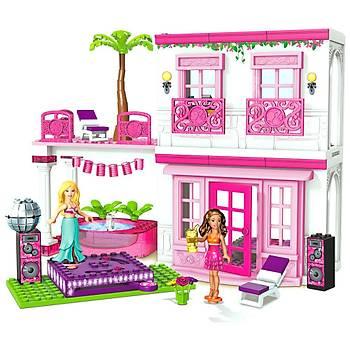 Mega Bloks Barbie'nin Yazlýk Evi Oyun Seti