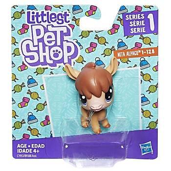 Pet Shop Miniþler Tekli Miniþ Nita Alpaco