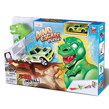 Maisto Fresh Metal Dinosaur Oyun Seti