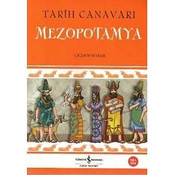 Tarih Canavarý Mezopotamya Çiðdem Maner Ýþ Bankasý Kültür Yayýnlarý
