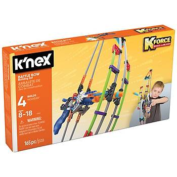 K'Nex K-Force Battle Bow Set 47525
