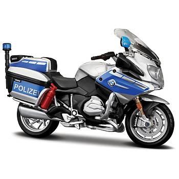 Maisto Desion BMW R1200 RT Mavi 1:18 Model Motorsiklet