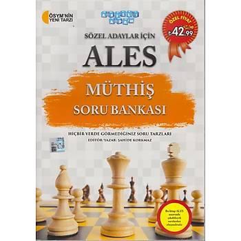 Akýllý Adam ALES Müthiþ Soru Bankasý (Sözel Adaylar Ýçin) Þahide Korkmaz Akýllý Adam Yayýnlarý