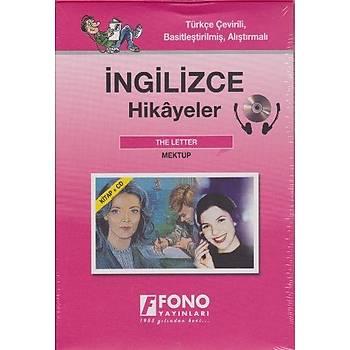 Ýngilizce-Türkçe Hikayeler (Derece-1/Kitap-1): Mektup (CD'li)  Fono Açýköðr.Kur. Yayýnlarý