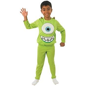 Monster Mike 3-4 Yaþ Çocuk Kostümü Lüks