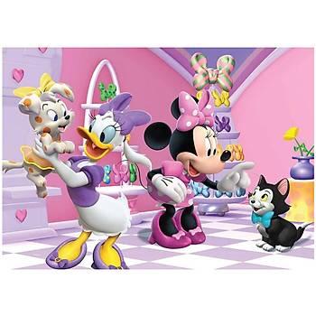 KS Puzzle Puzzle Minnie Mouse Çocuk  Puzzle 100 Parça