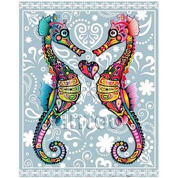 Pintoo 500 Parça Puzzle Renkli Denizatlarý