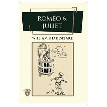 Romeo-Juliet-Ýngilizce Roman William Shakespare Dorlion Yayýnlarý