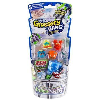 Trash Pack Çöps Çetesi Grossery Gang Orta Boy Çöps Paketi Model 6