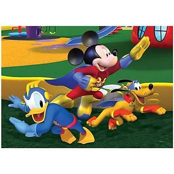 KS Puzzle Mickey Mouse Çocuk  Puzzle 50 Parça