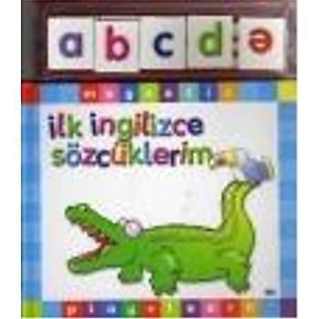 Magnetic Play+Learn: Ýlk Ýngilizce Sözcüklerim Kolektif - ABC Yayinlari ABC Yayýn Grubu