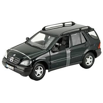 Maisto Mercedes-Benz ML 1:24 Model Araba S/E Siyah
