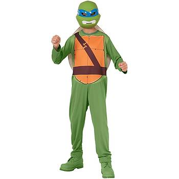 Rubies Ninja Kaplumbaðalar Leonardo Çocuk Kostüm