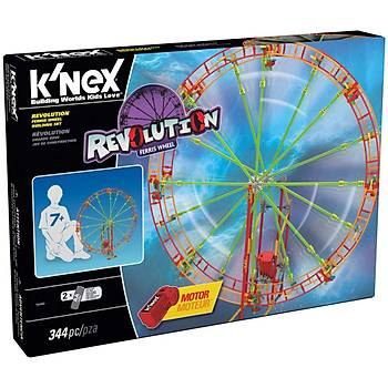 K'Nex Revolution Ferris Wheel Dönme Dolap (Motorlu) Thrill Rides
