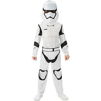 Star Wars Episode 7 Stormtrooper Kostüm Klasik 7-8 Yaþ