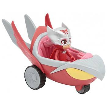 PJ Maskeliler Turbo Blast Owlette Araç Seti
