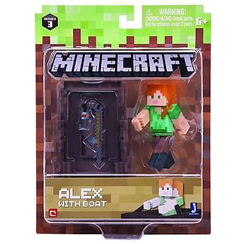 Minecraft Alex Figür 7 cm